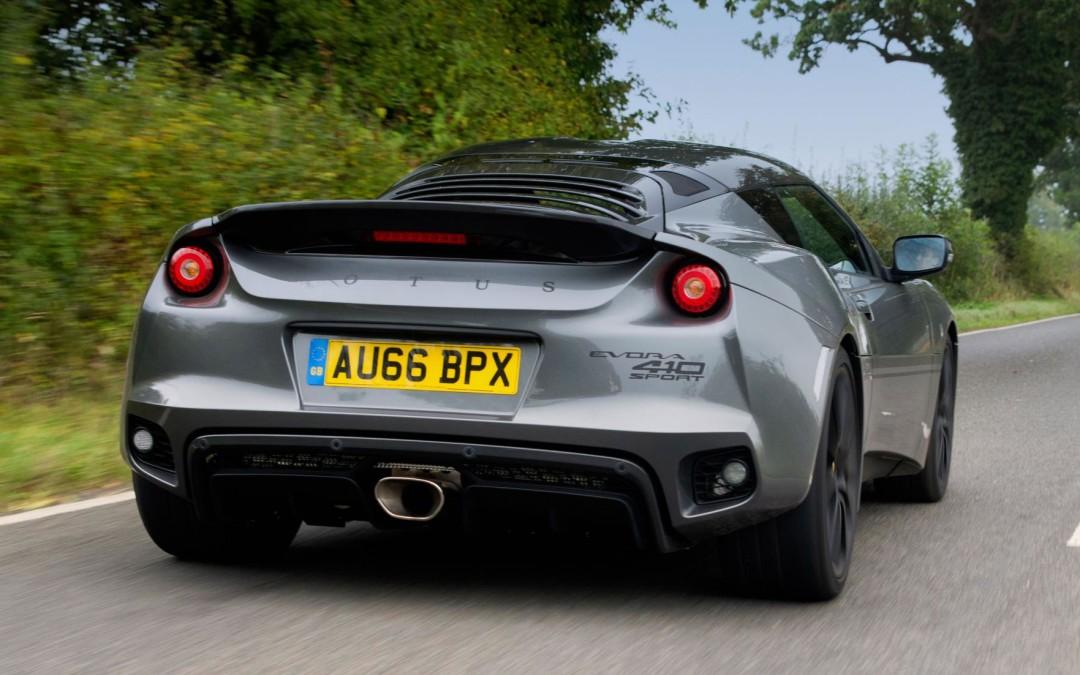 Autovisie test Lotus Evora Sport 410!