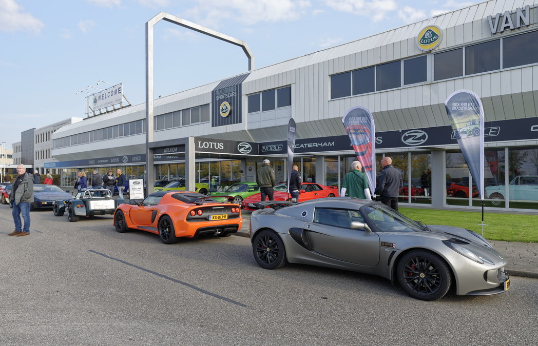 Lotus Winterfair 2017 groot succes !