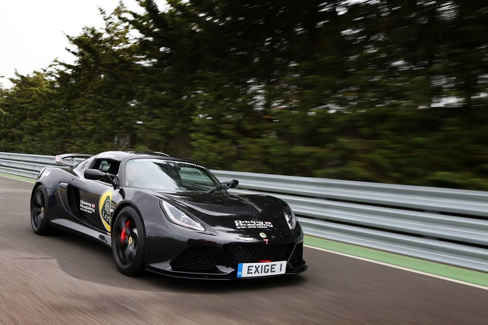 The Lotus Driving Academy