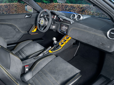 5. Features - Interior