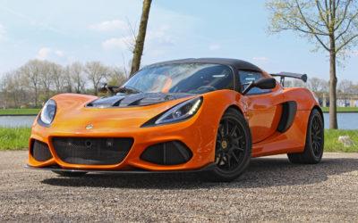 Autotest – Lotus Exige Sport 410