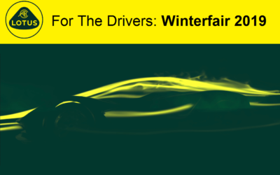 For The Drivers: Winterfair 2019