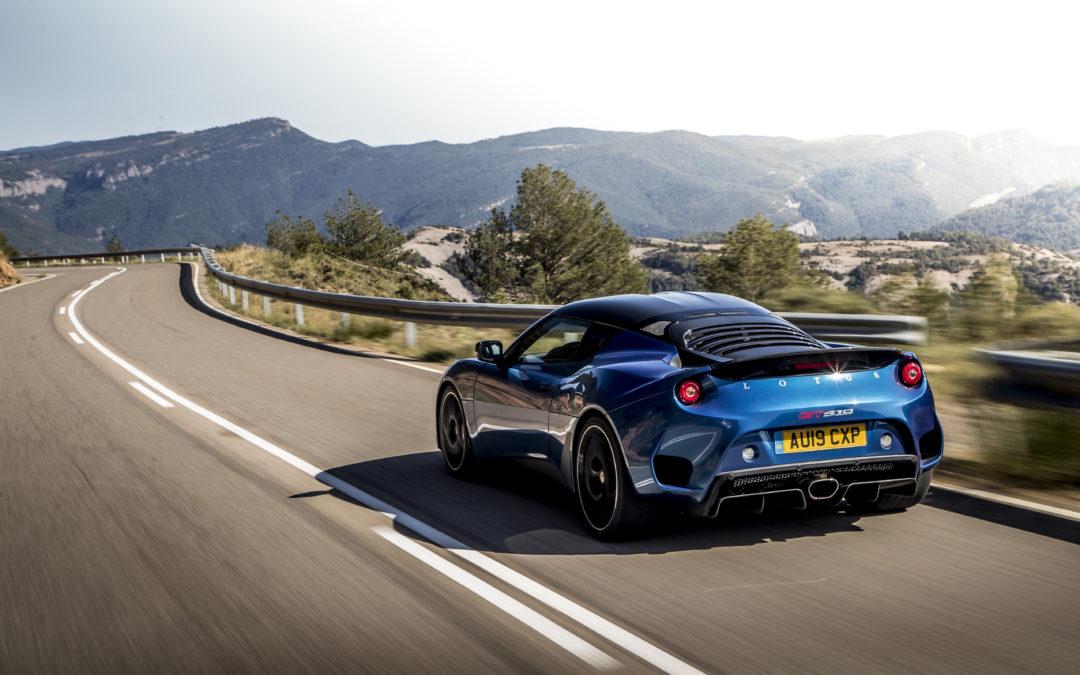 Speciale aanbieding: Lotus Evora GT410 Sport