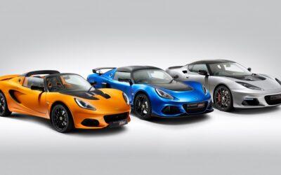Spectaculaire prijsverlaging nieuwe Lotus modellen dankzij vernieuwde BPM-berekening